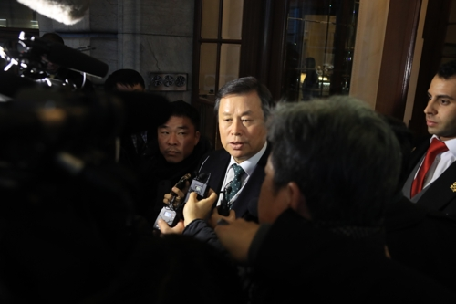 평창 대표단, IOC와 북한 참가 방안 사전 회의(종합)