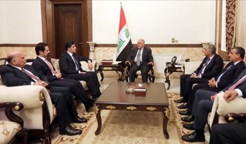 이라크 중앙정부-쿠르드 수뇌부, 반목 4개월 만에 첫 회동
