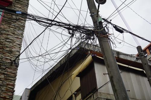 부산서 전국 처음으로 '통신 공동주 설치' 조례 발의