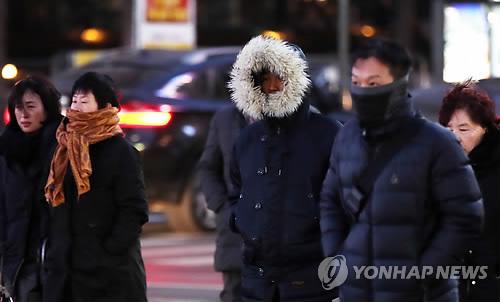 봉화 아침 최저기온 영하 9.3도…대구·경북 오후에도 영하권