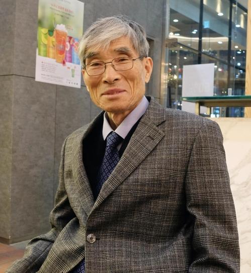 [사람들] '일본군 위안부 운동사' 영문으로 펴내는 민병갑 교수