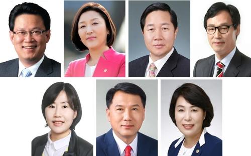 광주시의원 7명, 광주복지 의정대상 수상