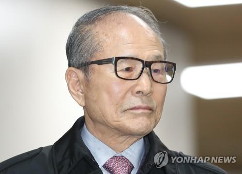 '국정원 돈 수수' 이상득 24일 검찰 출석 불응…26일로 요청