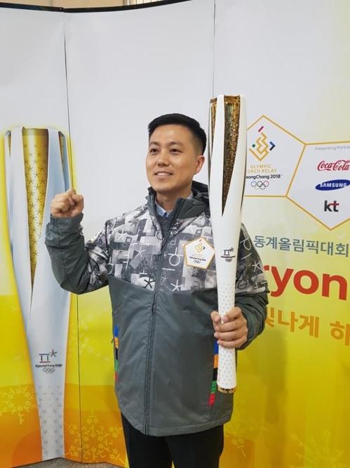 [평창人] 바다에서 뭍으로 나온 '잠수함 장교' 김병욱 소령