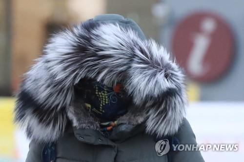 대전·충남 강추위…세종 영하 16.2도