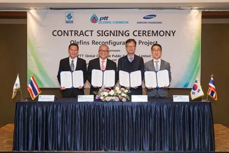 삼성엔지니어링, 8천800억원 규모 태국 석유화학 플랜트 수주(종합)