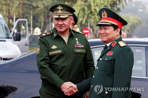 베트남, 러시아와 해양방위협력 강화로 中남중국해 장악 견제