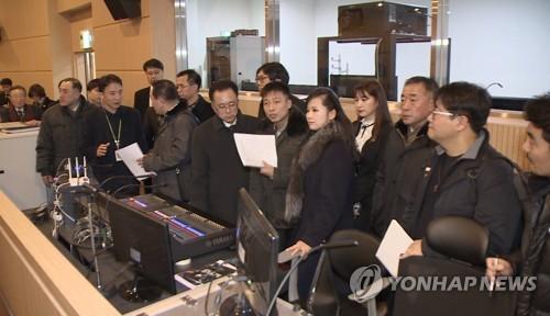 """강릉아트센터 """"北 예술단 공연 차질 없도록 완벽 준비"""""""