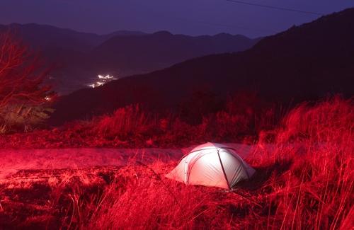 [길따라 멋따라] 별빛이 쏟아지는 무공해 오지 경북 영양에 '텐트를 펴다..