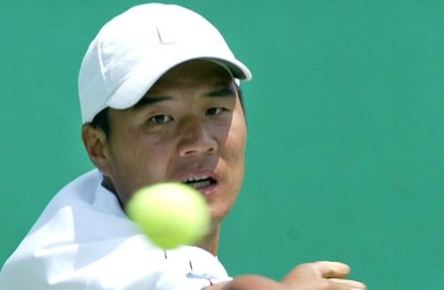 [사진오늘] 한국 남자 테니스의 자존심을 열다