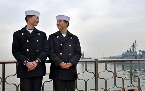 서·남해 도서 지키는 해군 쌍둥이 형제들