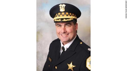 미국 시카고 도심 관공서 앞서 경찰 간부 피격 사망