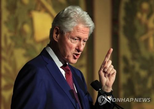 """""""미투운동에 미 민주당 선거판 애물단지 된 빌 클린턴"""""""