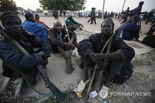 나이지리아서 마을주민 35명 떼강도에 피살