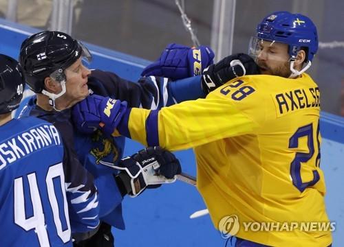[올림픽] 백지선호 플레이오프 상대는 세계랭킹 4위 핀란드