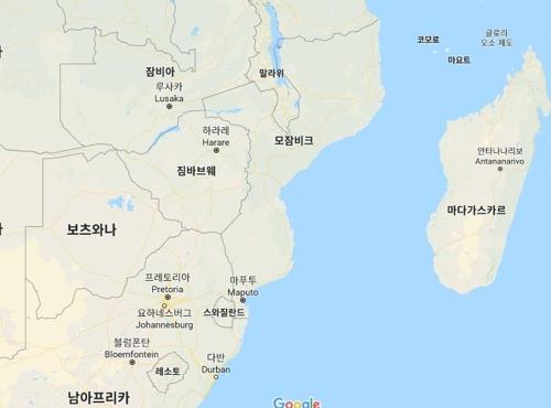 모잠비크서 쓰레기 더미 무너져 최소 17명 사망