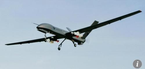 中, 미국 장악 무기시장 중동에 '전투용 드론' 30대 이상 수출