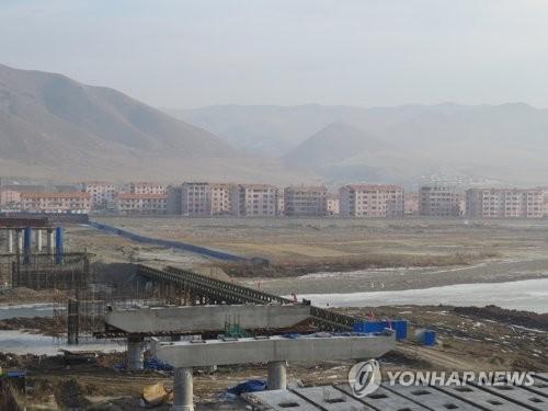 中훈춘-北경원 새 다리 건설추진…호시무역구 교통량 대비한듯