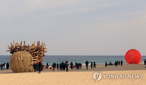 """[올림픽] 강릉지역 올림픽 특수 """"글쎄요""""…차량 2부제 부분해제"""