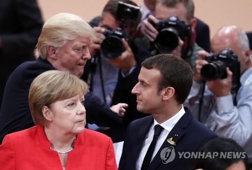 """WP """"독일 자유세계 지도국 안 돼, 독일인들은 상관없다고 봐"""""""