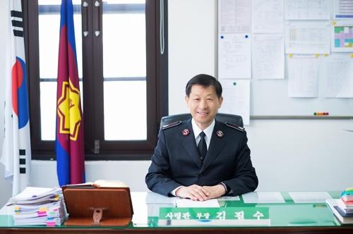 """김필수 구세군 사령관 """"노숙인에게 희망을 드리겠습니다"""""""