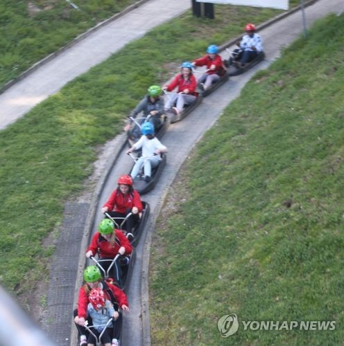 경주에 레포츠 체험시설 '루지' 유치..