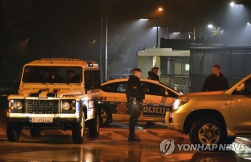 몬테네그로 미국대사관 수류탄 투척범은 나토 반대 전직 군인