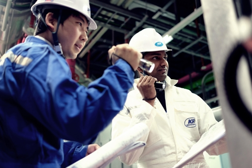 한국선급 지난해 신조선 시장점유율 첫 두자릿수 기록