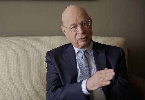 """슈바프 WEF 회장 """"중남미, 개혁·변화에 뒤처지지 말아야"""""""