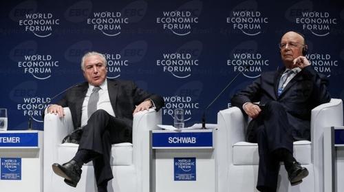 """브라질 테메르 """"철강 관세 면제 안 되면 WTO 제소 불가피"""""""