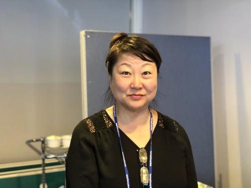 [패럴림픽] 서울올림픽과 평창올림픽서 모두 통역 자원봉사 전신시아씨