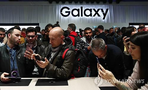 삼성 갤럭시S9, 유럽 6개국 소비자연맹지 평가서 '1위'