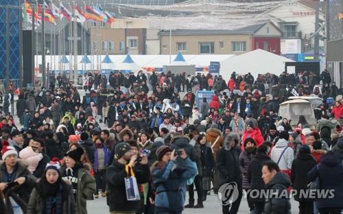 동계패럴림픽 기간 국내외 관광객 140만명이 찾았다
