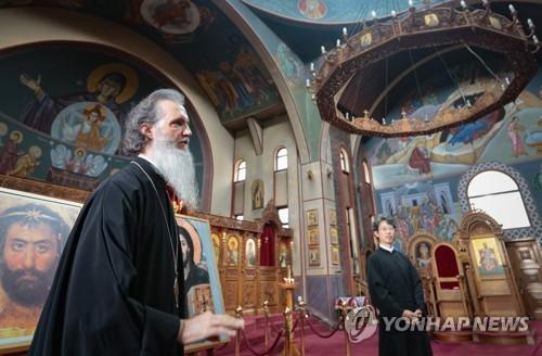 """""""비잔틴 성화는 교회의 가르침을 전하는 도구"""""""