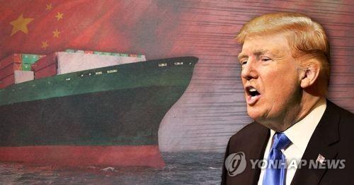 트럼프, 내일 중국에 초강력 '관세 패키지' 서명…무역전쟁 점화