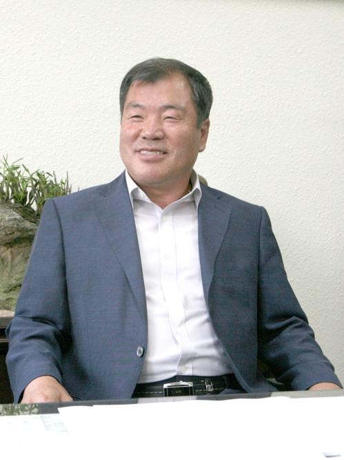 """이승화 산청군의회 의장 군수 출마 """"행복 산청 실현"""""""