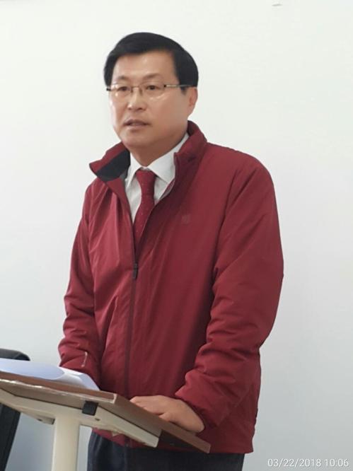 """이철호, 남해군수 선거 출마 """"없어질 위기 남해 살리겠다"""""""