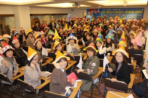 종이 애호가들, 서울 모여 'K-종이접기 세계화' 의지 다진다