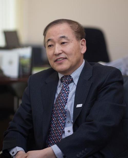 [사람들] 우크라서 '올해의 외교관상' 받은 이양구 대사