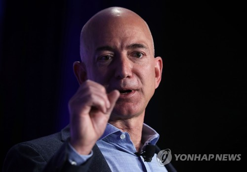 """베이조스 아마존 CEO """"글로벌 프라임 회원 1억 명 돌파"""""""