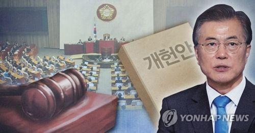 데드라인 몰린 국민투표법 개정…'6월 개헌' 무산 가능성(종합)