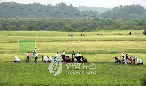 전북도, 25개 골프장 잔류농약 전수 검사