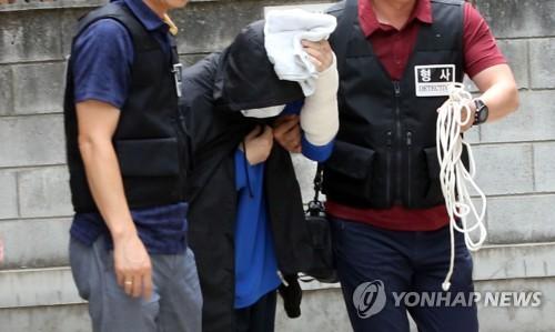 피해자 탓하던 인터넷 기사 살해범 항소심 무기징역(종합)
