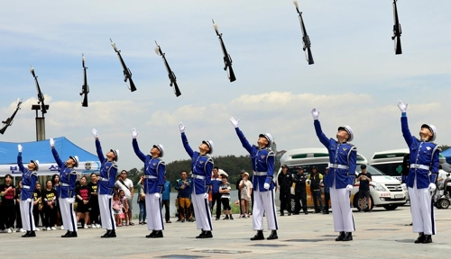 군산해경, 은파호수공원서 21일 수상안전 체험행사