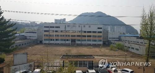 춘천 옛 기능대학 부지, 111억원에 매각…한전 강원본부 신축