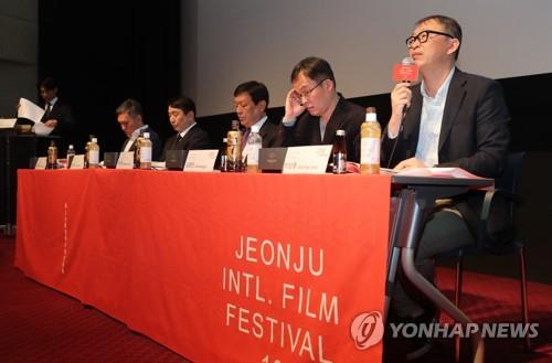 전주국제영화제, 영화진흥위 영화제 평..