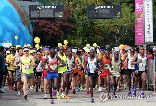 삼척서 22일 황영조 국제마라톤…6천명 함께 달린다