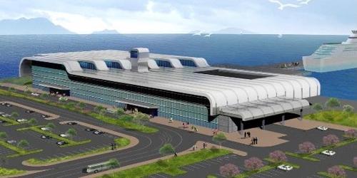 평택ㆍ당진항 국제여객터미널 건축설계공모