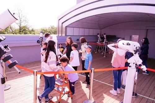 부천천문과학관, 5월 어린이날에 천문체험 별빛축제