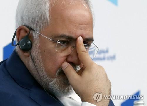 """이란 """"美 핵합의 깨면 핵프로그램 재개에 속도낼 것"""" 경고"""